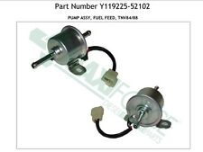 GEHL Skid Steer Electric Feed Fuel Pump Yanmar 3TNV84D/T 3TNV88