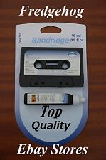 BRILLIANT AUDIO TAPE / CASSETTE PLAYER HEAD AND TAPE PATH CLEANER - WET OR DRY