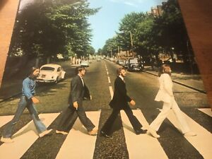 The Beatles - Abbey Road - Apple records 2016 re issue