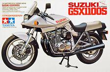 Tamiya 14010 Suzuki GSX1100S Katana 1/12 scale kit
