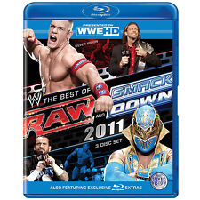 Official WWE Best of Raw & Smackdown 2011 Blu-ray (Pre-Owned)