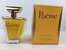 POEME By LANCOME For Women Parfum 3.4 OZ / 100 ML SPRAY NEW IN BOX TST STICKER