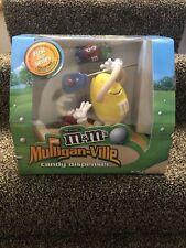 MM Mulligan-ville Candy Dispenser NIB Collectors Edition