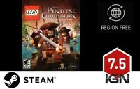Lego Pirates of the Caribbean [PC] Steam Download Key - FAST DELIVERY