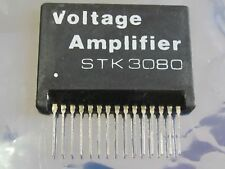 STK3080 SANYO Voltage Amplifier (A15/6576)