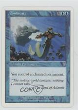 2001 Magic: The Gathering - Core Set: 7th Edition #65 Confiscate Magic Card 0d2