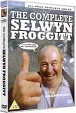 Bill Maynard, Megs Jenkins-Oh No, It's Selwyn Froggitt/Selwyn: The Compl DVD NEW