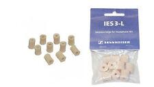SENNHEISER Ohrpolster  Ersatzpolster für IES 3-L Pack mit 10 Stück neu verpackt!