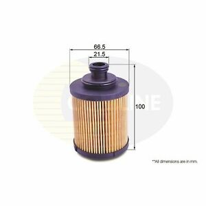 For Vauxhall Combo MK2 1.3 CDTi 16V Genuine Comline Engine Oil Filter