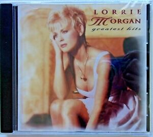 LORRIE MORGAN - CD - Greatest Hits - BRAND NEW