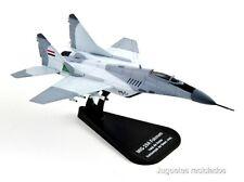 1/100 MIG-29A FULCRUM IRAQUI AIR FORCE HABBANYAH BASE IRAK AVION PLANE DIECAST
