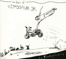 Dinosaur Jr - Ear Bleeding Country 2 x CD Best Of / Greatest Hits - J Mascis