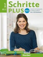 Schritte plus Neu 1 von Sylvette Penning-Hiemstra, Monika Bovermann, Daniela Niebisch, Franz Specht und Angela Pude (2018, Set mit diversen Artikeln)