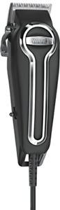 Elite Pro Main Hair Clipper Kit Precision Self-Sharpening Blades Barber Comb