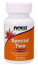 Now Foods Special Two Vitamins & Minerals Herbal Extracts - 90 Tablets