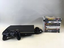 Ps3 Super slim 120gb Console Bundle  11 Games