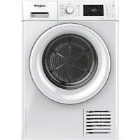 Whirlpool FTM229X2 9kg Freestanding Heat Pump Tumble Dryer - White