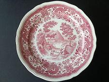 Villeroy  Boch Form Burgenland Dekor Rot Speiseteller Ø 25,5cm + - 127