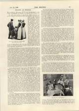 1898 Hunting Chamois Cricket In Samoa Bicycle Terror New Saddles