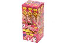 Millions Tubes Cassis Buzz (Boîte de 12)