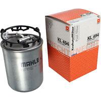 Original MAHLE / KNECHT KL 494 Kraftstofffilter Filter Fuel