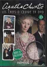 DVD ZONE 2   SERIE *AGATHA CHRISTIE* N°23 *NEMESIS*