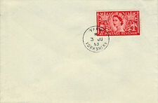 Elizabeth II (1952-Now) Royalty British First Day Covers