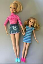 Bambola Barbie con alta coda di cavallo (Stacie disponibile separatamente)
