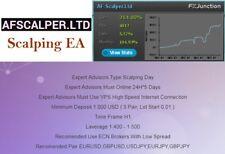 Forex AF Scalper Trading System MT4 Trading Robot