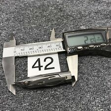 Boye Shuttle Bobbin Case #17 Demorest Treadle Sewing Machine Antique Bullet Part