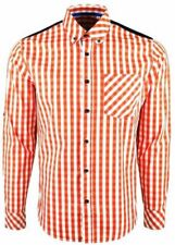 Cotton Blend Regular Formal Shirts for Men 3XL Chest