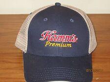 New Hamm's cap hat- Vintage/Retro Beer