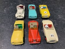 Dinky Toys Joblot Collection Of 6 Sports Cars Repainted