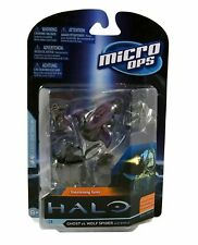 McFarlane toys, Halo Micro Ops Series 1, Ghost vs. Wolf Spider Brand New Sealed