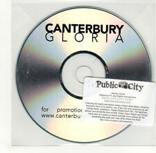 (GO419) Canterbury, Gloria - DJ CD