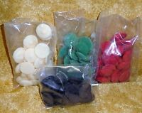 Candy Melts Melting Candy Coating,Wilton, 3 oz. bag,Chocolate,Multi-Color,Edible