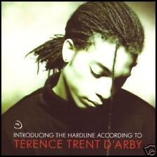 TERENCE TRENT D'ARBY - INTRODUCING THE HARDLINE ACCORDING TO... CD *NEW