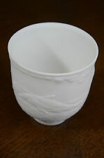 Lladro Collector Society White Porcelain Cup Dolphin At Play Whale Pod Tea 17658