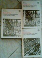 WERTHER NERI - PROGETTAZIONE E SVILUPPO DEGLI IMPIANTI CHIMICI , 2 VOLUMI ,1970