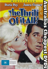 The Thrill Of It All  DVD NEW, FREE POSTAGE WITHIN AUSTRALIA REGION ALL