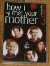 How I Met Your Mother The Legendary Season 3 DVD.
