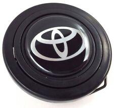 Toyota steering wheel horn push button. Fits Momo, Sparco OMP Italvolanti Nardi