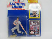1990 Edition Starting Lineup Figure  Gary Gaetti 1982 Rookie Year Collectible