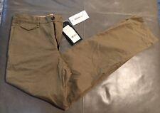 NWT Rag & Bone Made in USA Mens Recruit Chino Khaki Pants Slim 32x33 $290