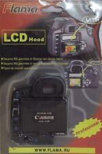 Pop-Up Shade LCD Bildschirmhaube für Canon EOS-30D