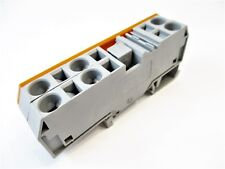 Wago 284 Terminal Blocks IEC 60947-7-1 Qty 2