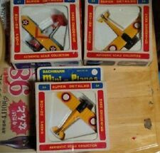 Bachman mini plane 3 set vintage