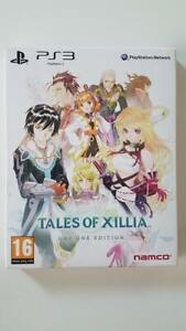 Tales Of Xillia Day One Edition PS3 VGC PAL