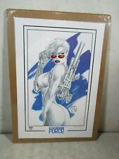 2006 Top Cow Comics Michael Turner Cyber Force Artwork Art Print