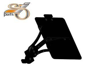 Moto Guzzi V9 Bobber Roamer License Plate Holder Side, Adjustable